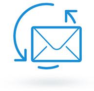 Boite Postale, Réexpédition du Courrier