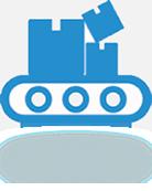 Logistique de vente par Internet, stockage et envoi marchandise, réception palettes: Amazon, CDiscount, etc.